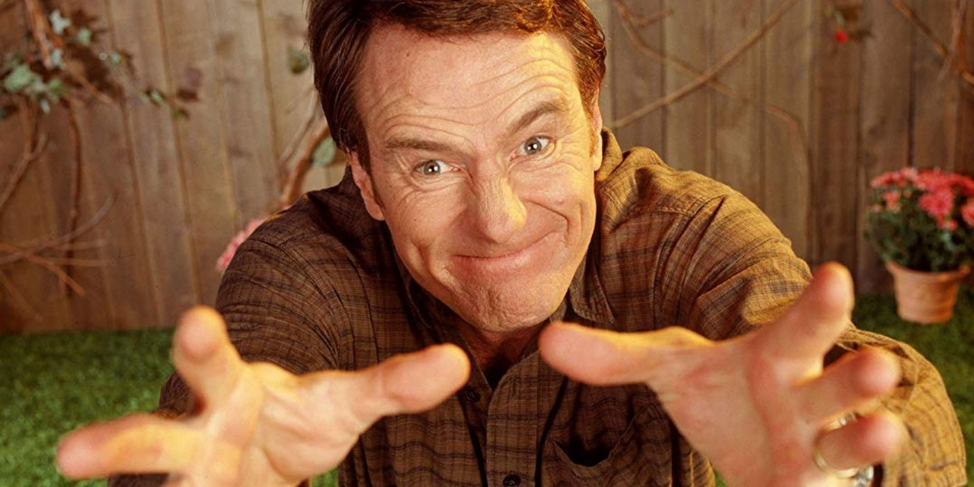 Malcolm in the Middle Bryan Cranston