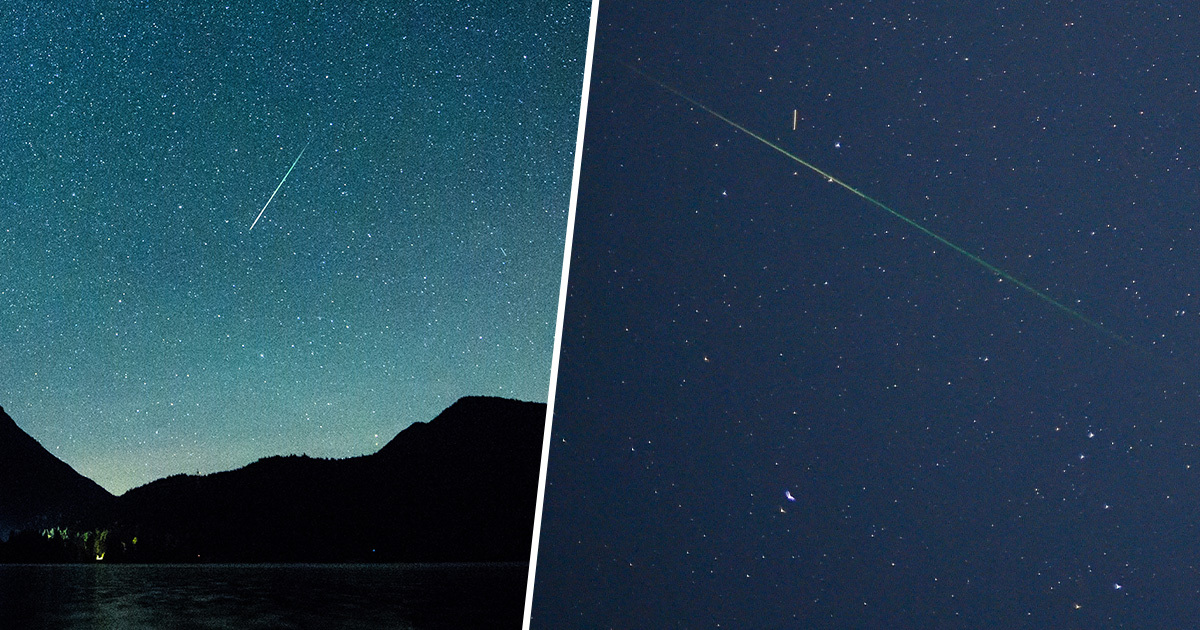 Perseid Meteor Shower Will Be Visible In The Sky From Tomorrow Night