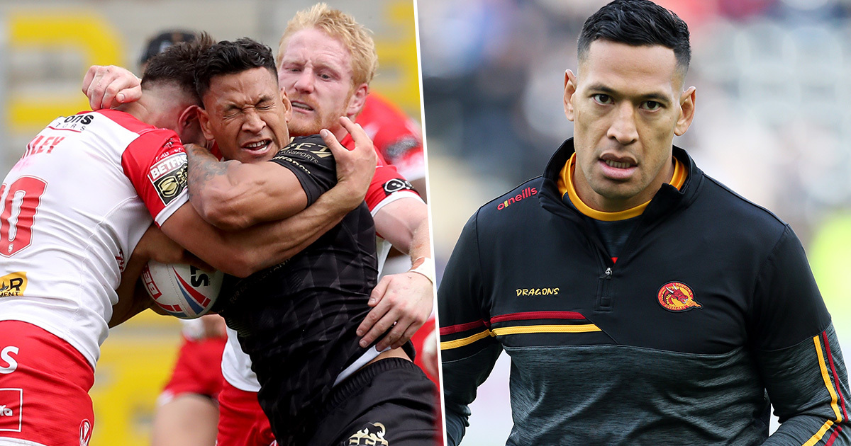 Rugby Player Refuses To Take A Knee In Support Of Black Lives Matter