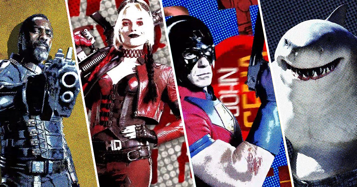 Predicting The Order The Suicide Squad Cast Will Be Killed Off - UNILAD