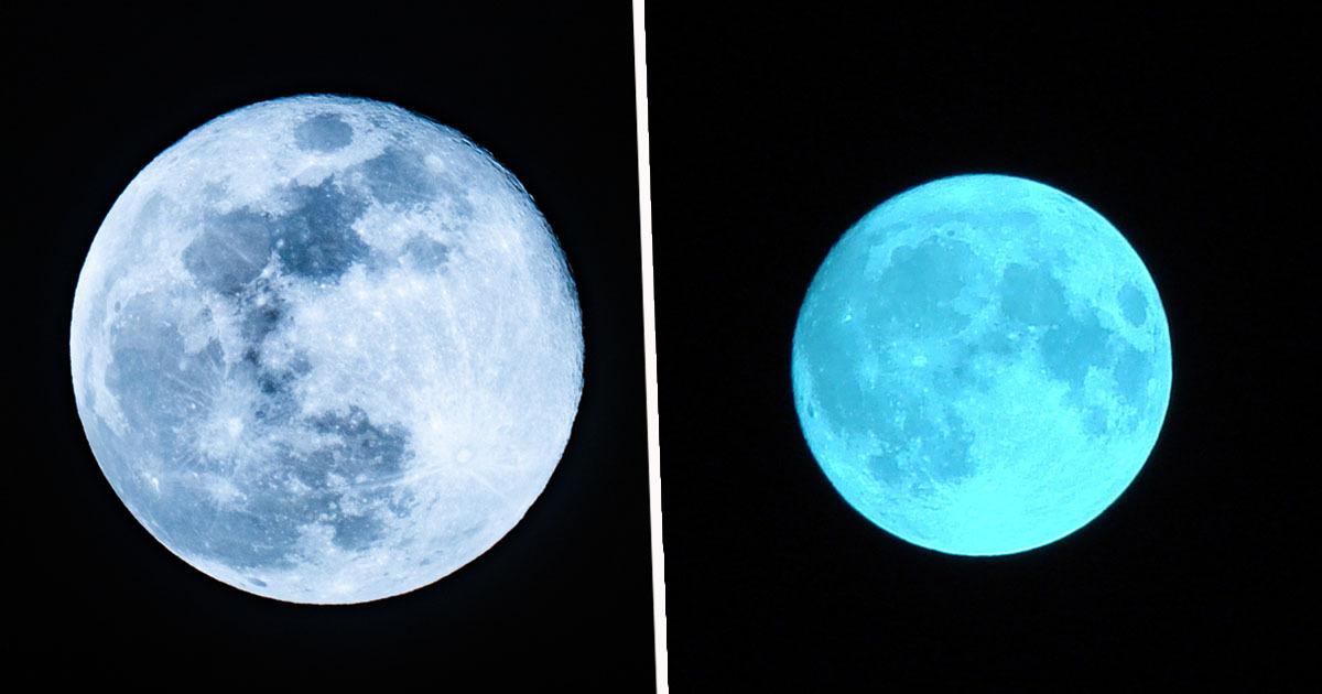 Rare Blue Moon Will Appear In The Sky On Halloween