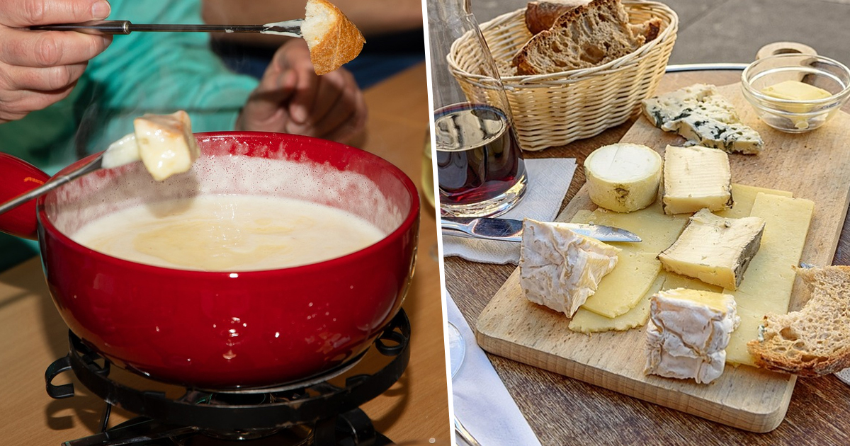 You Can Now Go On A 'Cheese Crawl' Around London