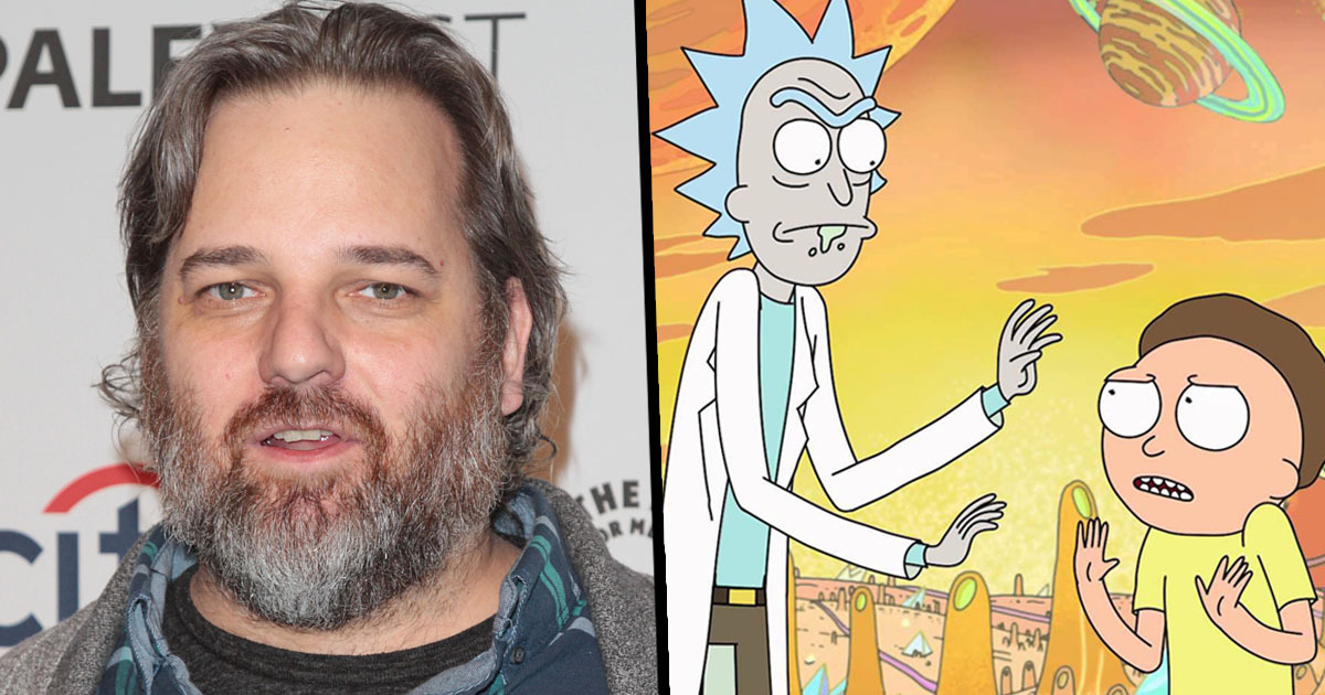 People Want To Cancel Rick And Morty Creator Dan Harmon After Baby Doll Rape Video Resurfaces