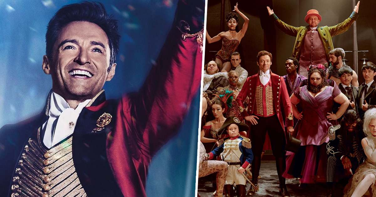 The Greatest Showman Just Dropped On Disney+