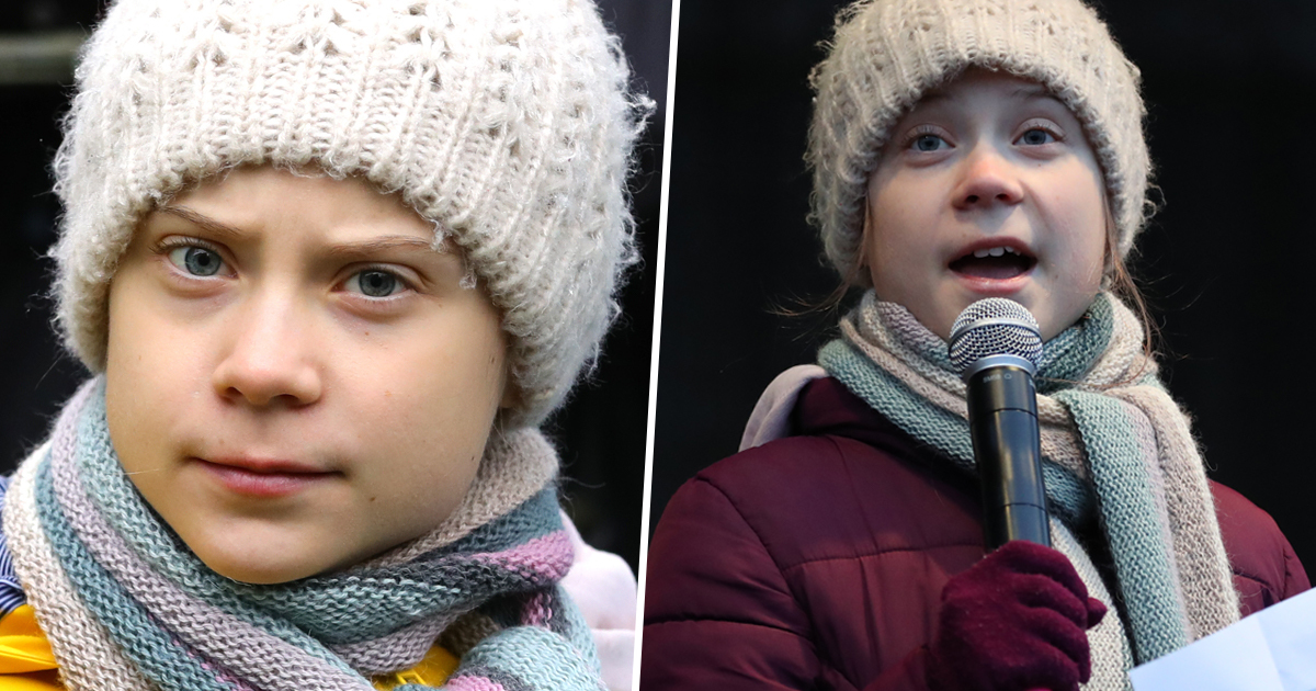 Greta Thunberg Says We've Lost Another Two Years To Climate Inaction