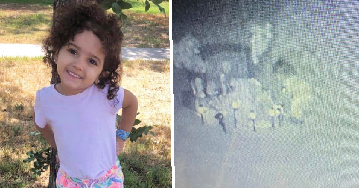 Grieving Mum Believes She Saw Dead Daughter, 2, Visiting Her Own Grave In New Mexico