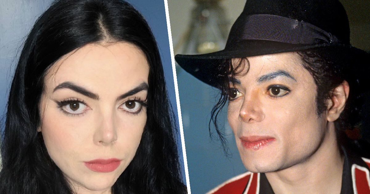 Manchester Teen Compared To Michael Jackson Says She Hasn't Had Surgery To Look Like Him