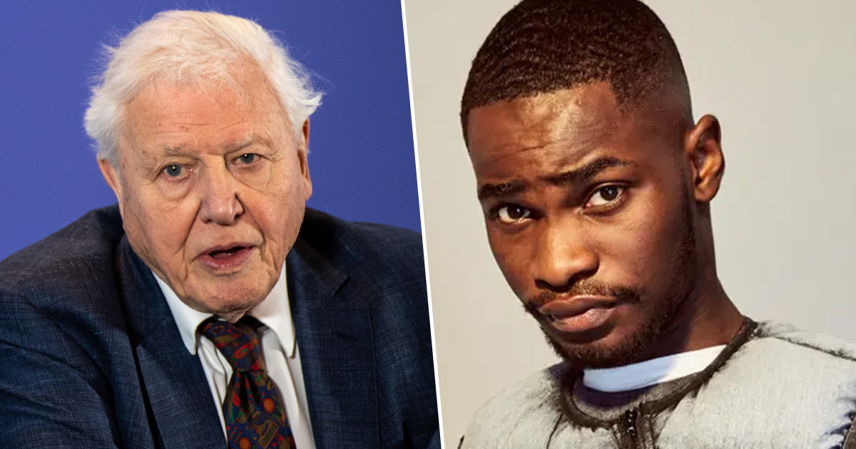 Sir David Attenborough And Dave The Rapper Teaming Up For Musical Wildlife Special 'Planet Earth: A Celebration'