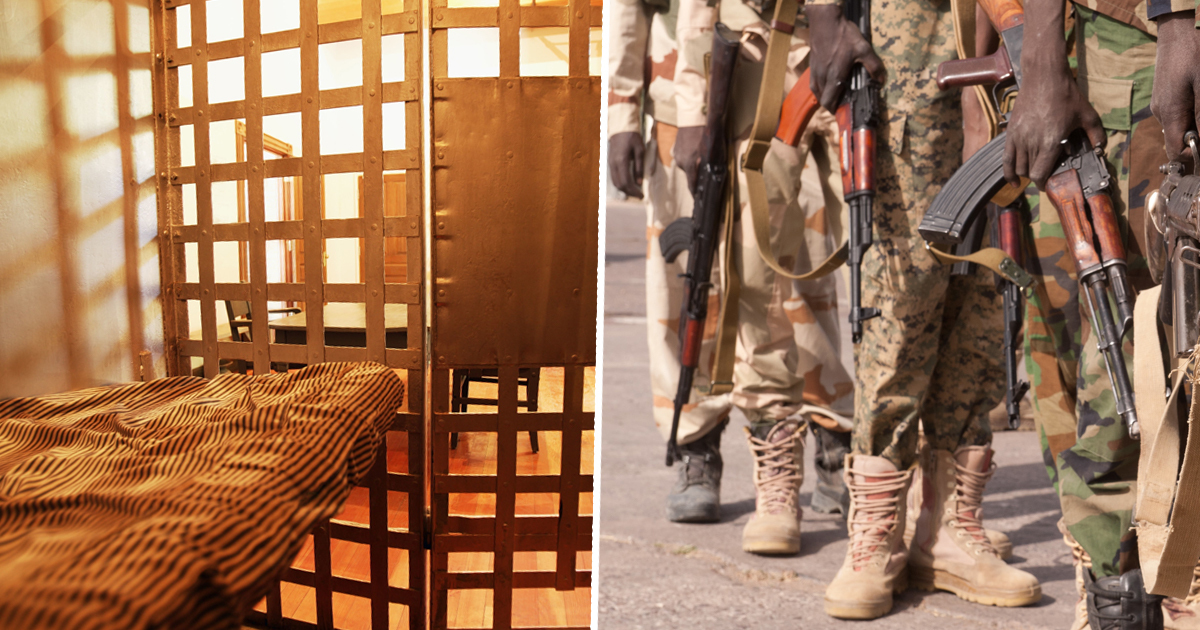 44 Prisoners Die In One Night After Being Crowded Into Same Cell