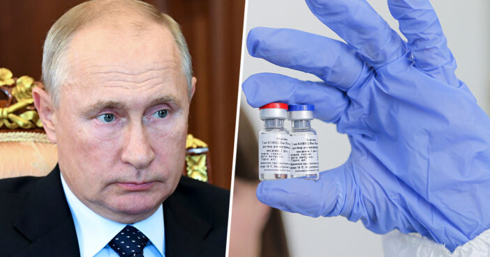 Putin's Coronavirus Vaccine Was Approved After Tests On Only 38 People