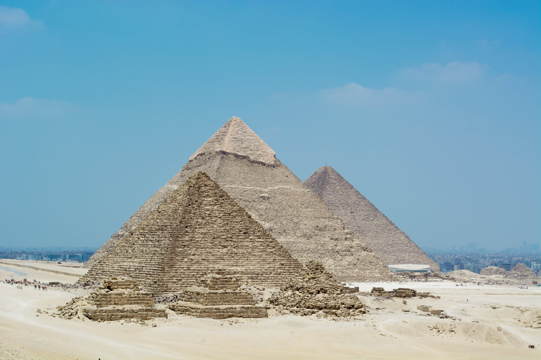 Egypt Tells Elon Musk Pyramids Were Not Built By Aliens