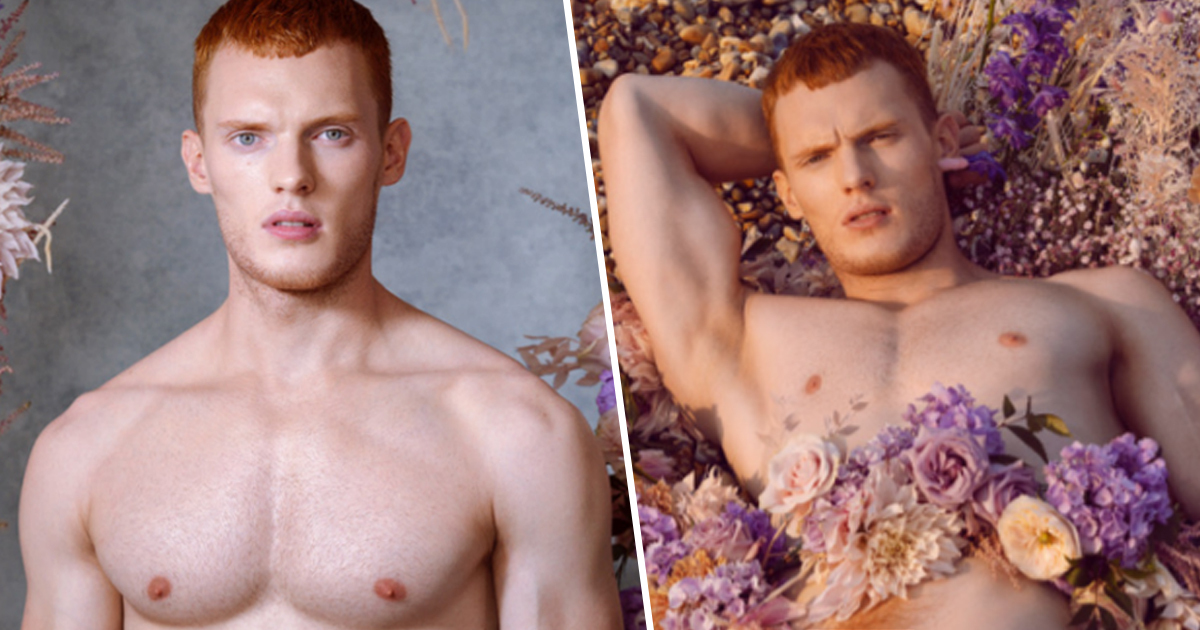 Ginger Guys Wanted To Pose Naked For Red Hot Calendar