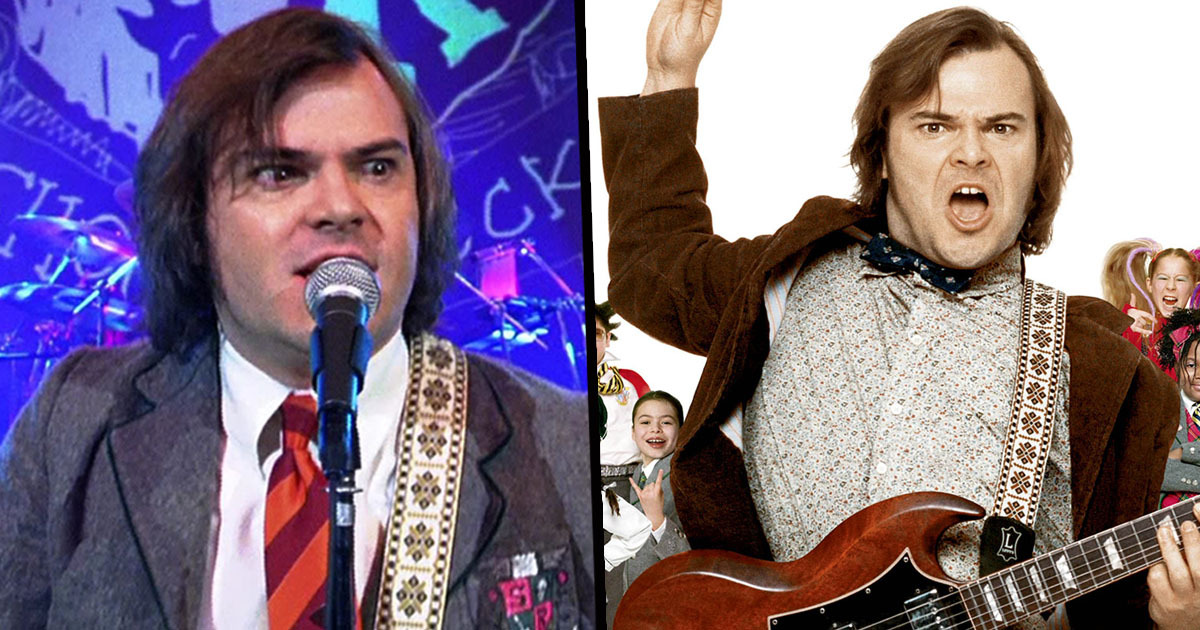 School Of Rock Taught Us It's OK To Be Yourself