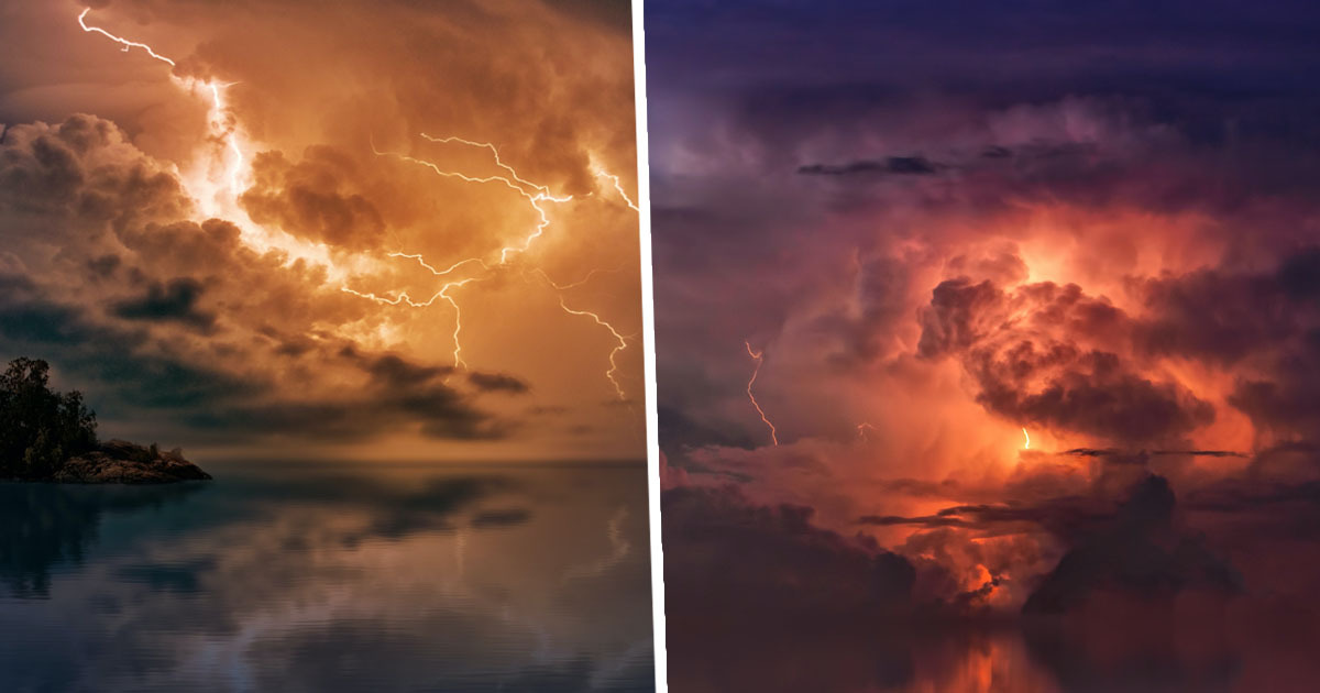 People Are Hearing 'Apocalyptic' Sky Sounds All Over The World