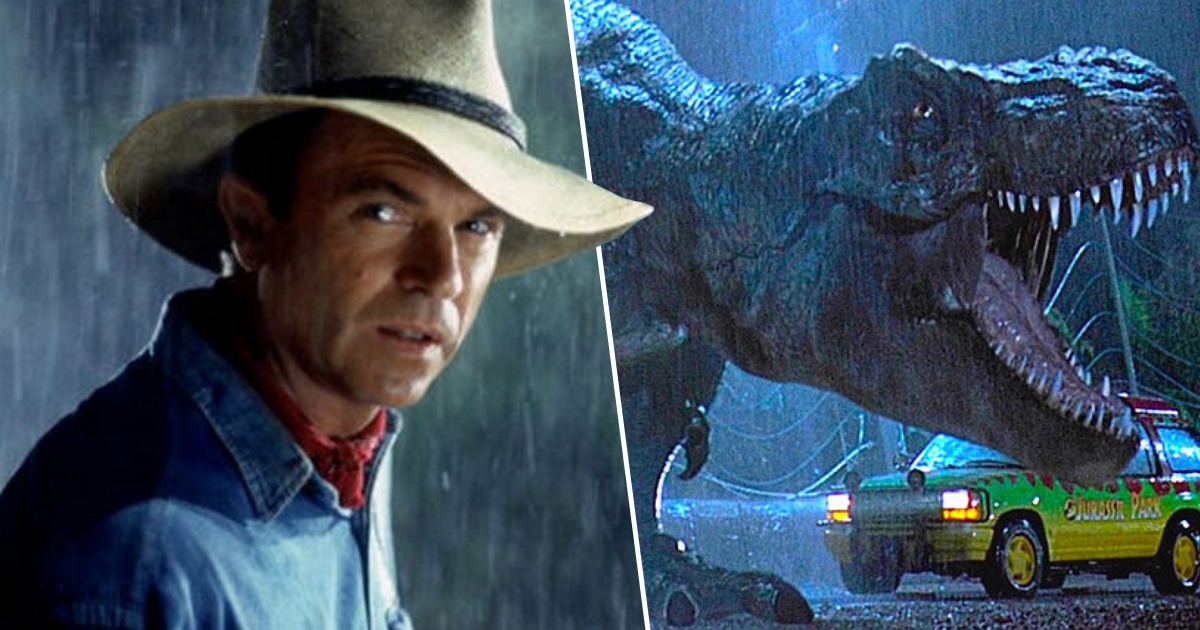 Sam Neill Is 'Excited and Terrified' As He Begins Filming Jurassic World: Dominion