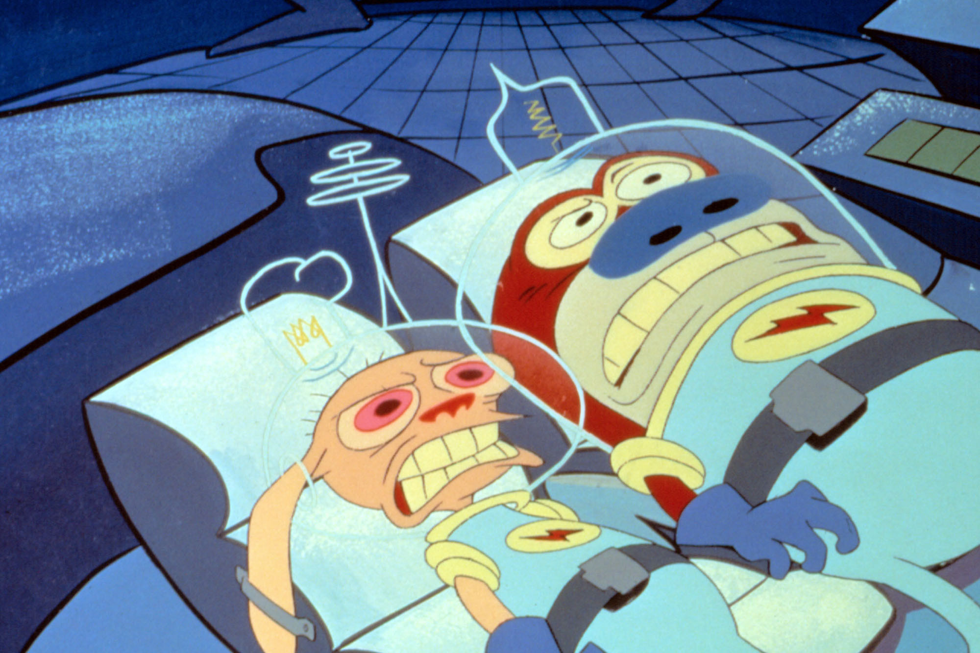 ren stimpy reboot in the works at comedy central