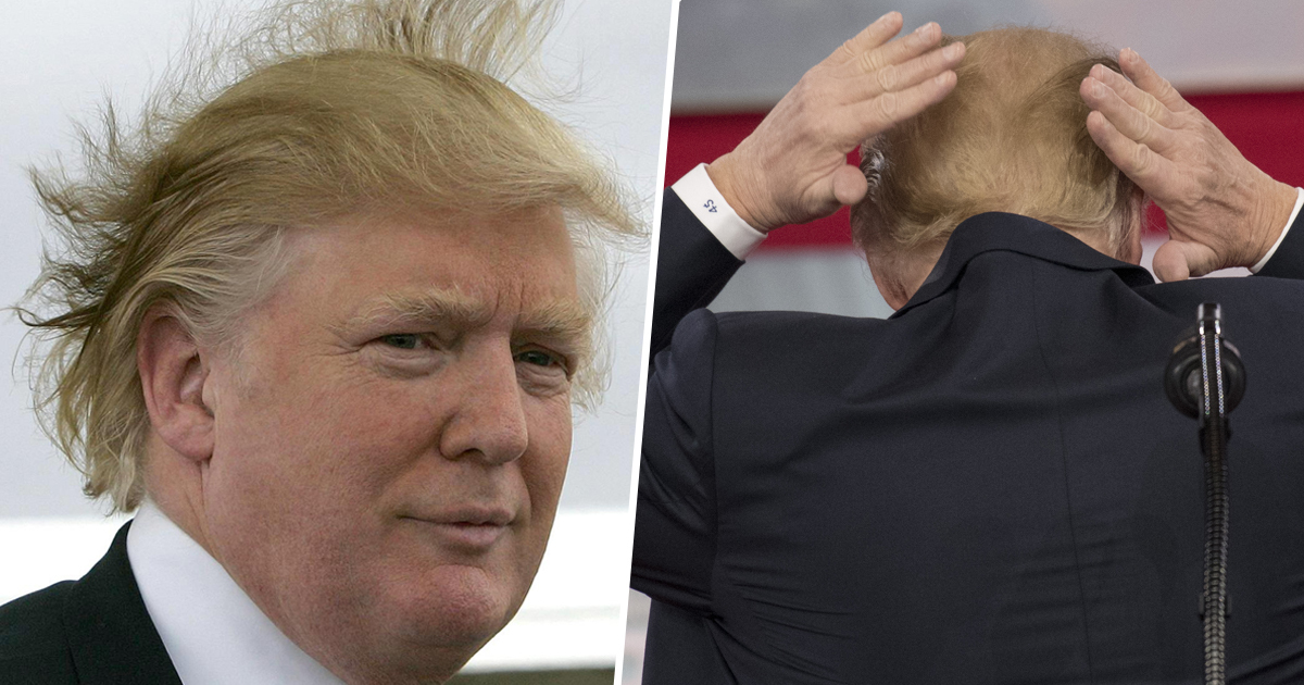US Calls For Showerhead Change After Trump Complains Of Issues Washing Hair