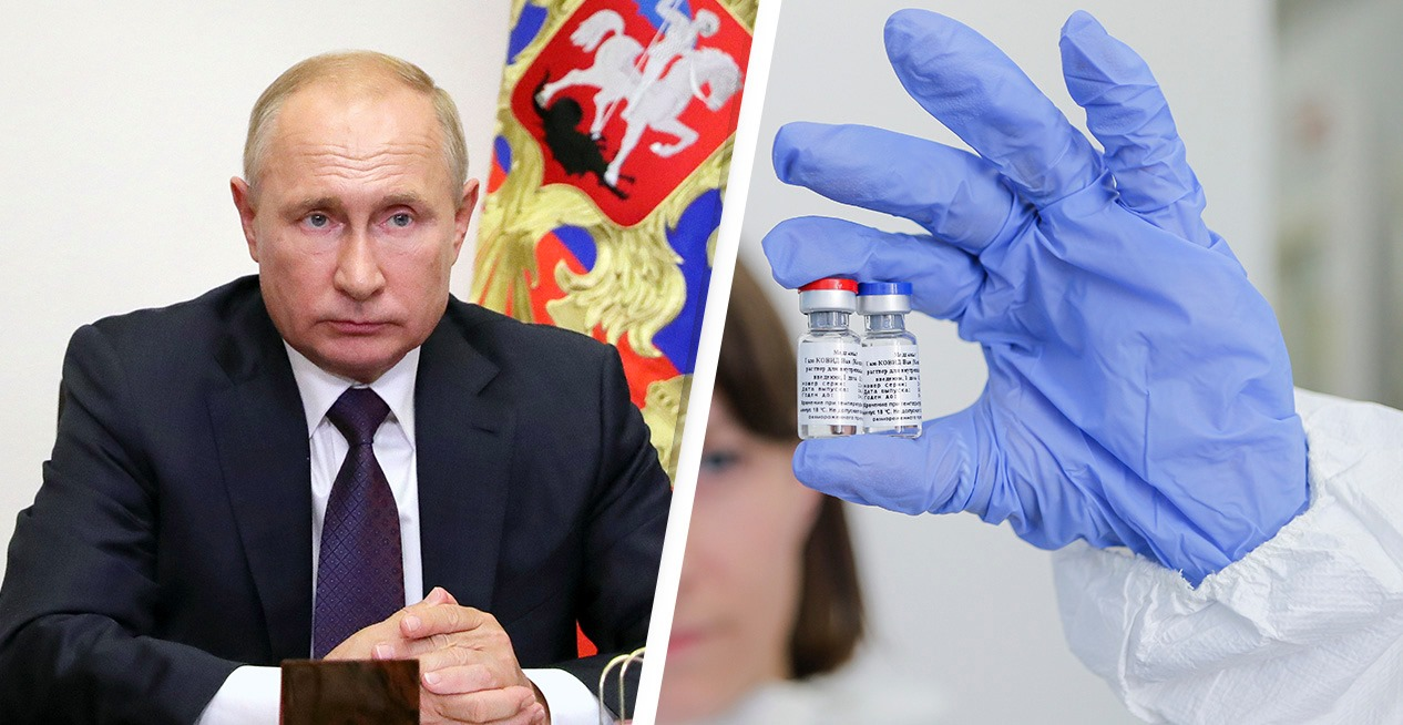 Russia Coronavirus Vaccine Is Safe And Induces Immune Response, Early Trials Suggest