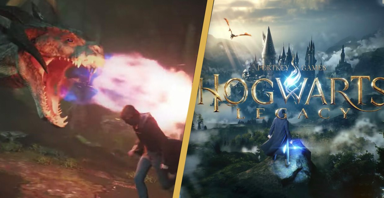 Open-World Harry Potter RPG Announced For PlayStation 5