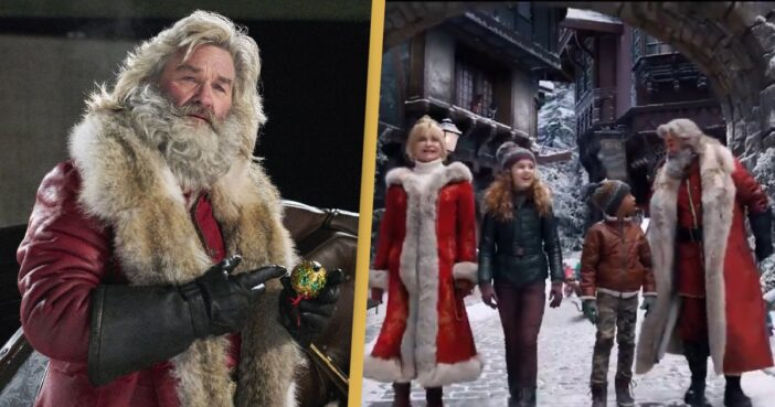 Netflix Drops First Trailer For The Christmas Chronicles 2