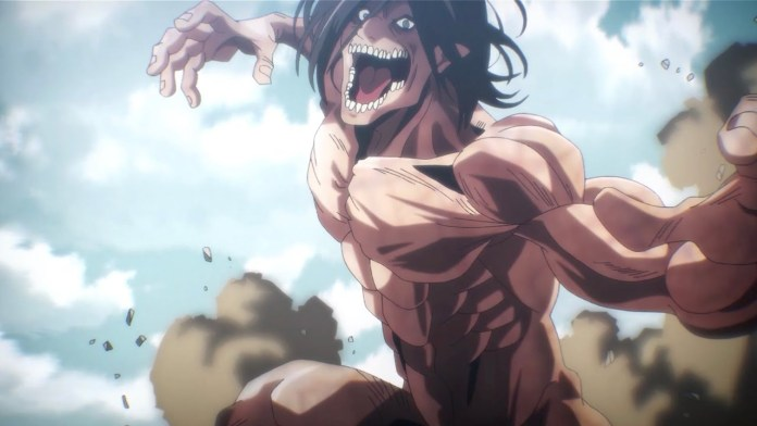 Attack on Titan season four