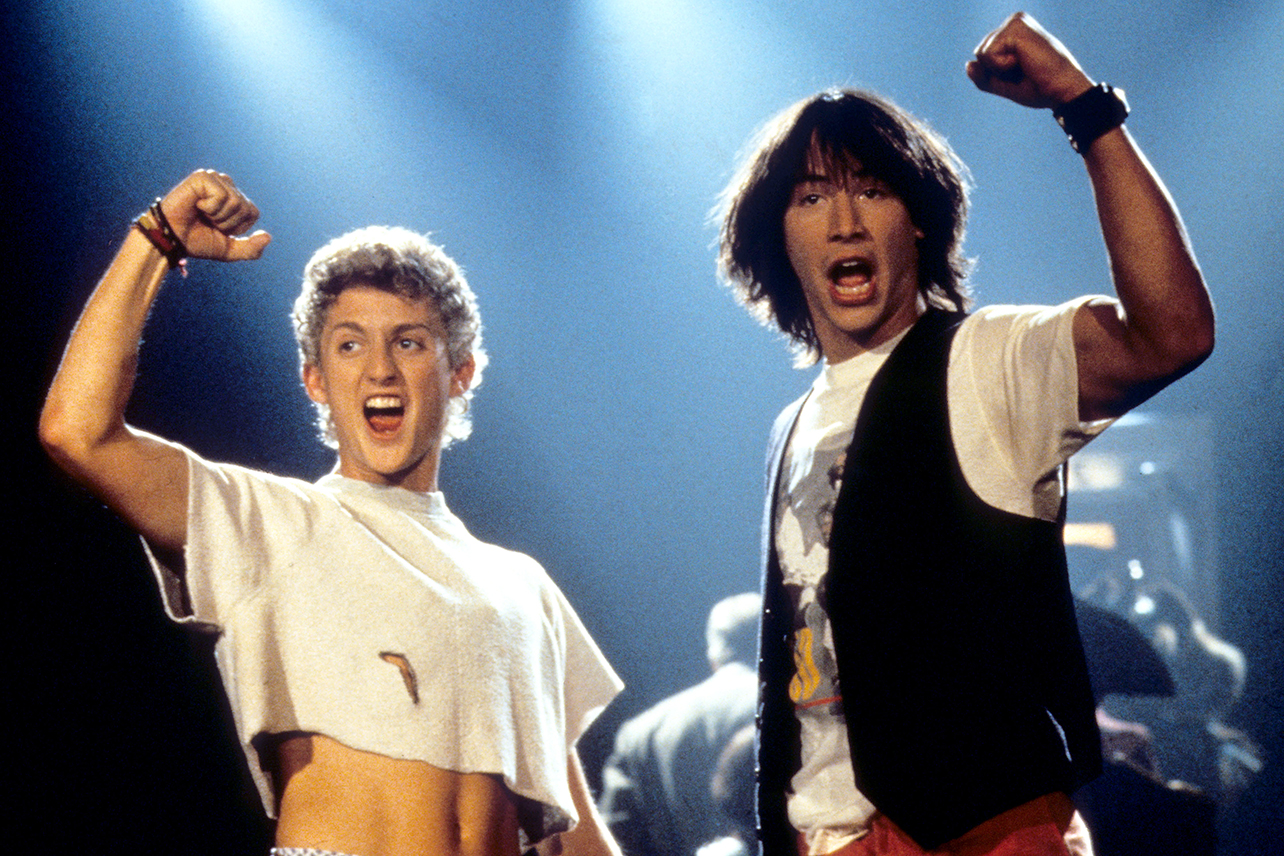 Bill and Ted Excellent Adventure