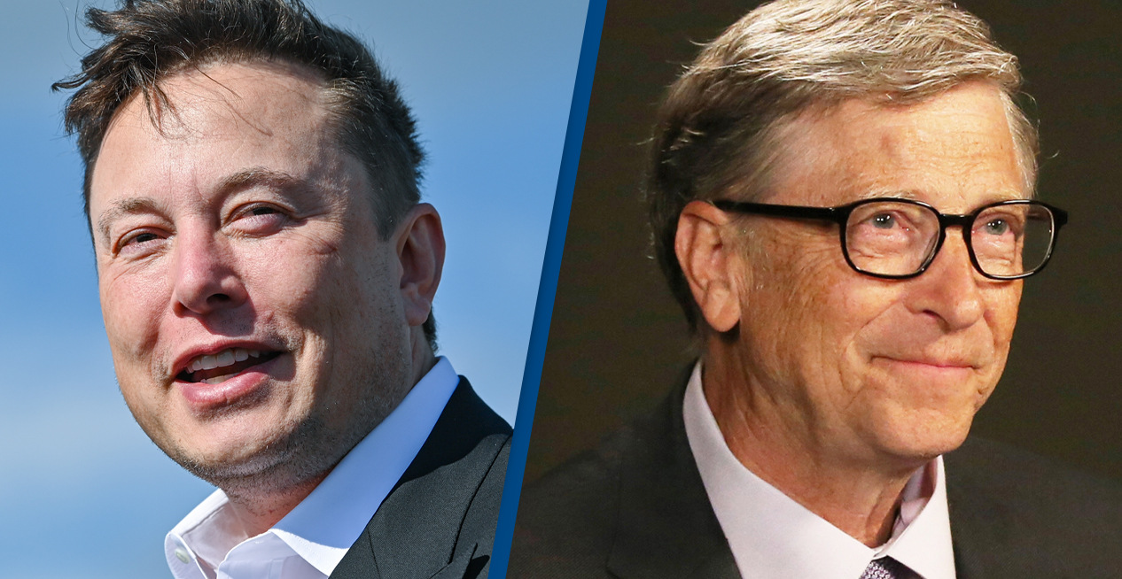 Elon Musk Says Bill Gates Has 'No Clue' About Electric Cars