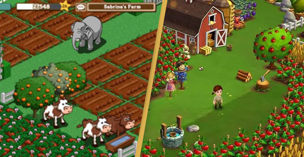FarmVille Is Finally Shutting Down After 11 Years