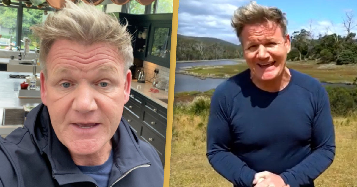 Gordon Ramsay Looking For People To Travel The World And Eat Food In New Adventure Series