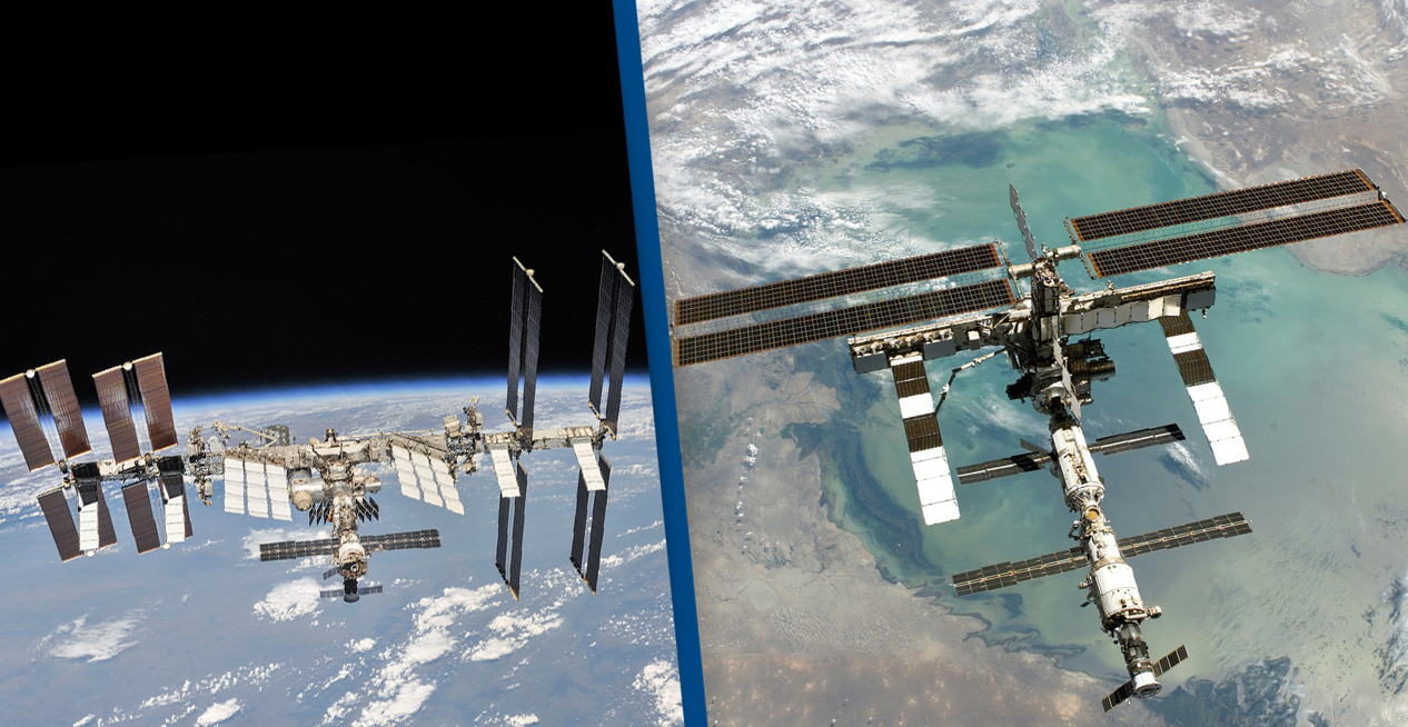 NASA's Space Station Had To Dodge Piece Of 'Space Junk' This Week