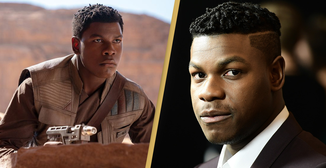 John Boyega Had The Perfect Response To Being Told He Should Be Grateful For Star Wars
