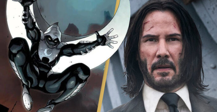 Marvel Studios Want Keanu Reeves To Play Moon Knight, Claims Insider