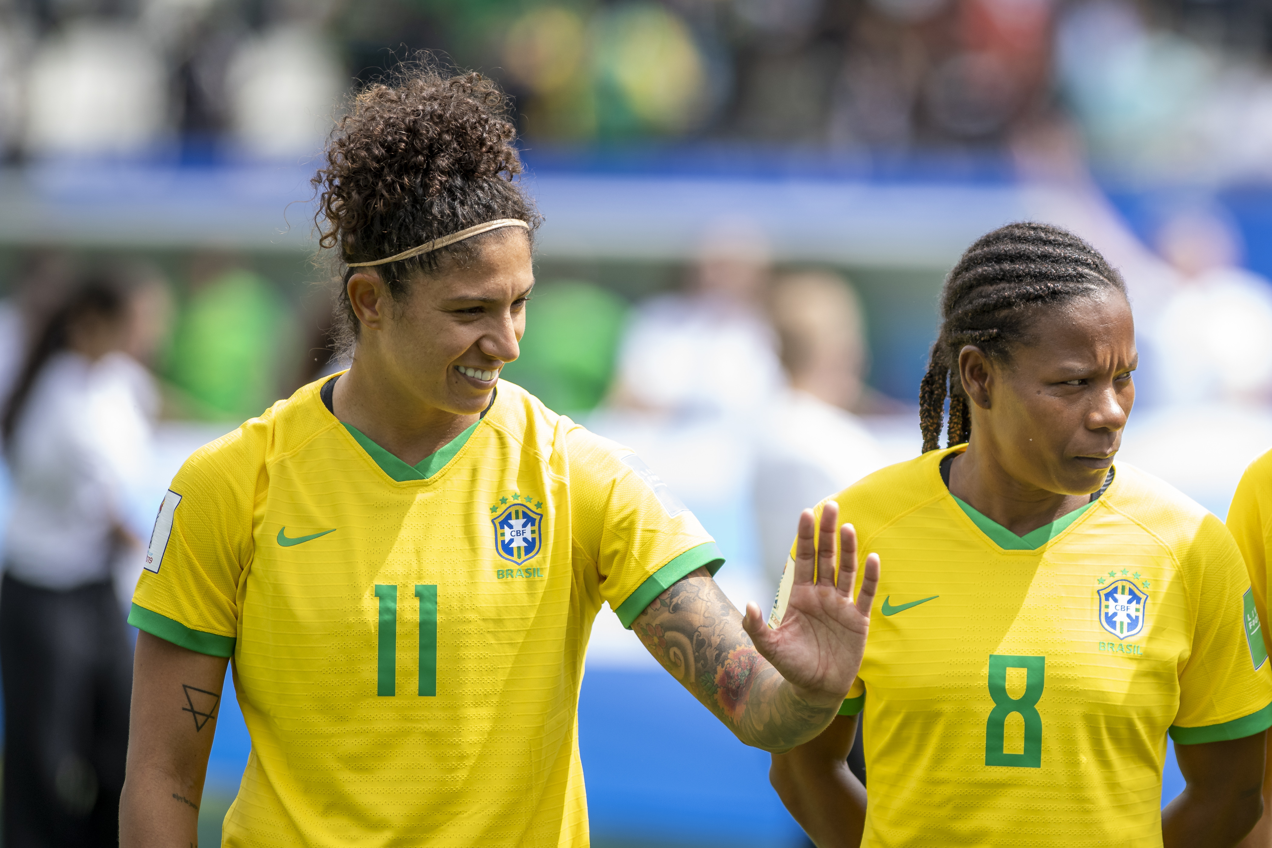 Brazil National Women's Football Team