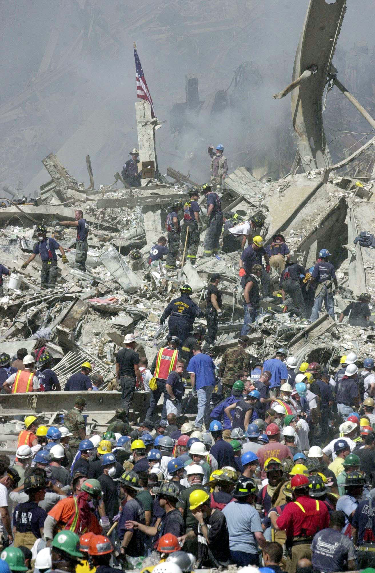 9/11 rescue workers