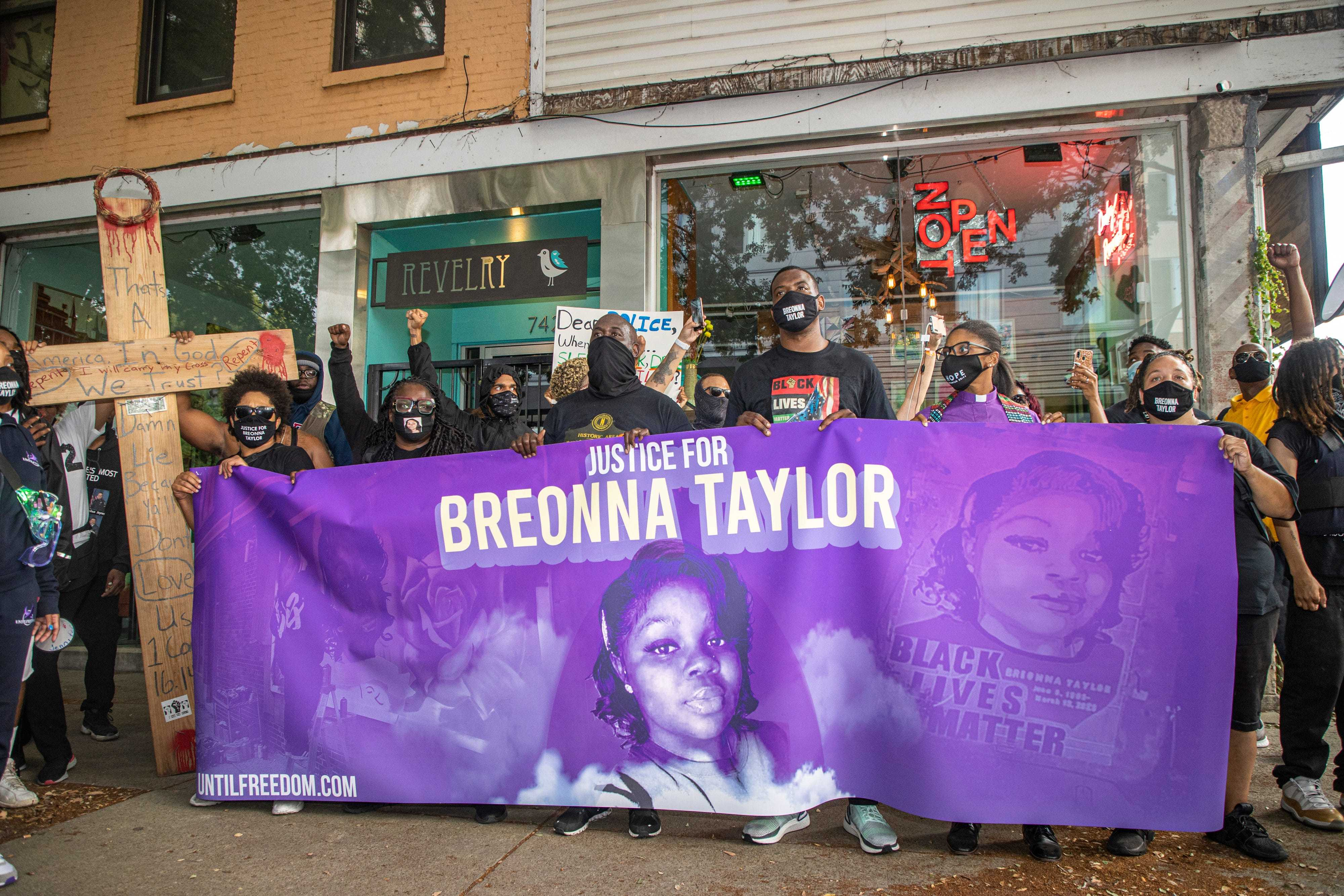 KY: Justice for Breonna Taylor rallies