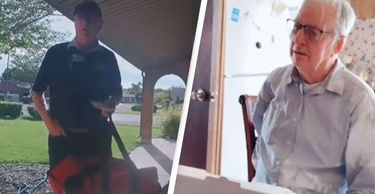 Pizza Delivery Driver Gets Surprise Tip, Becomes 'TikTok Famous' Thumb