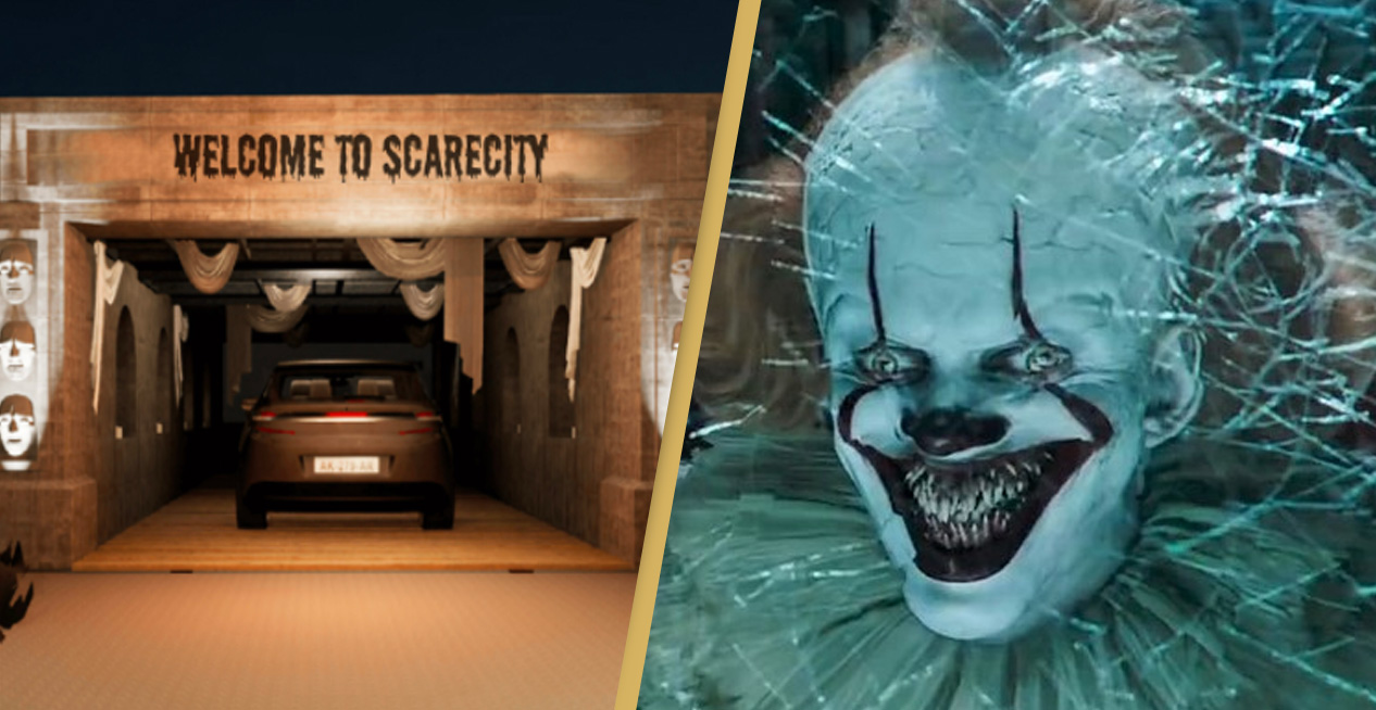 Scare City Immersive Drive-In Cinema Is Coming To The UK For Halloween