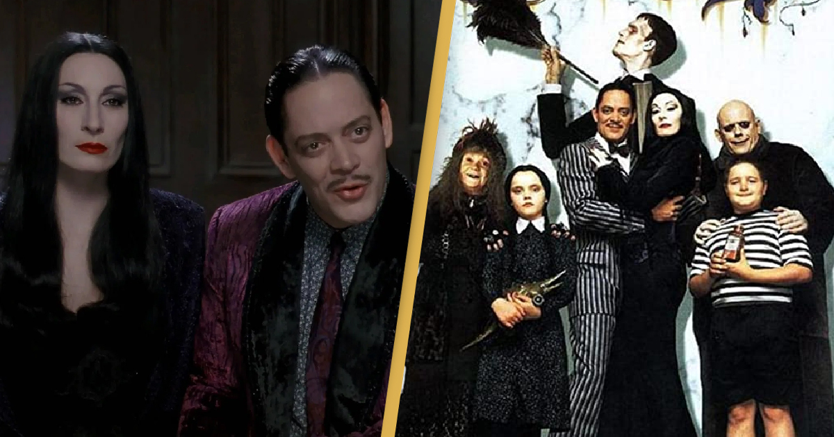 The Addams Family And Its Sequel Coming To Netflix Next Month