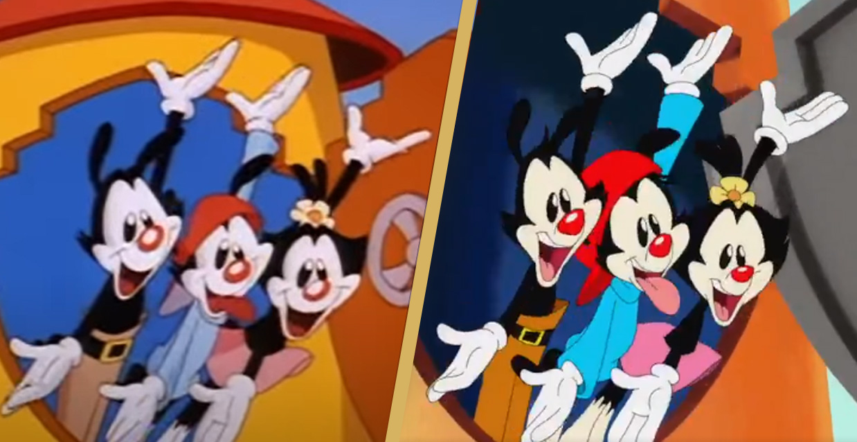 Animaniacs Reboot Gets First Teaser On Show's 27th Anniversary