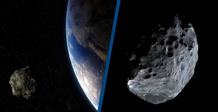 NASA Keeping Eye On Near Earth Asteroid Scheduled To Fly By Tomorrow