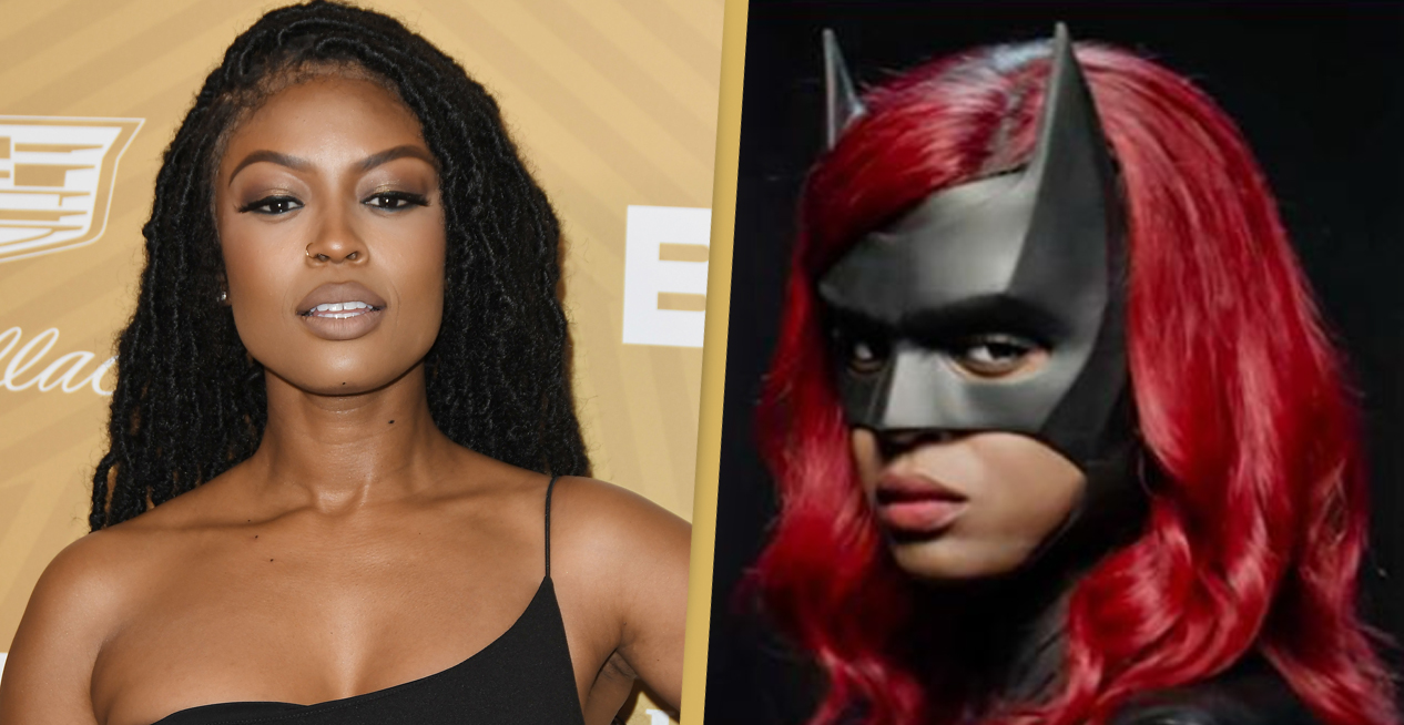 Batwoman Unveils First Look at Javicia Leslie in New