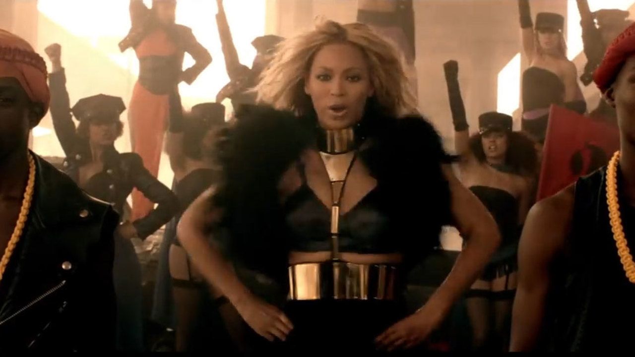 beyonce run the world