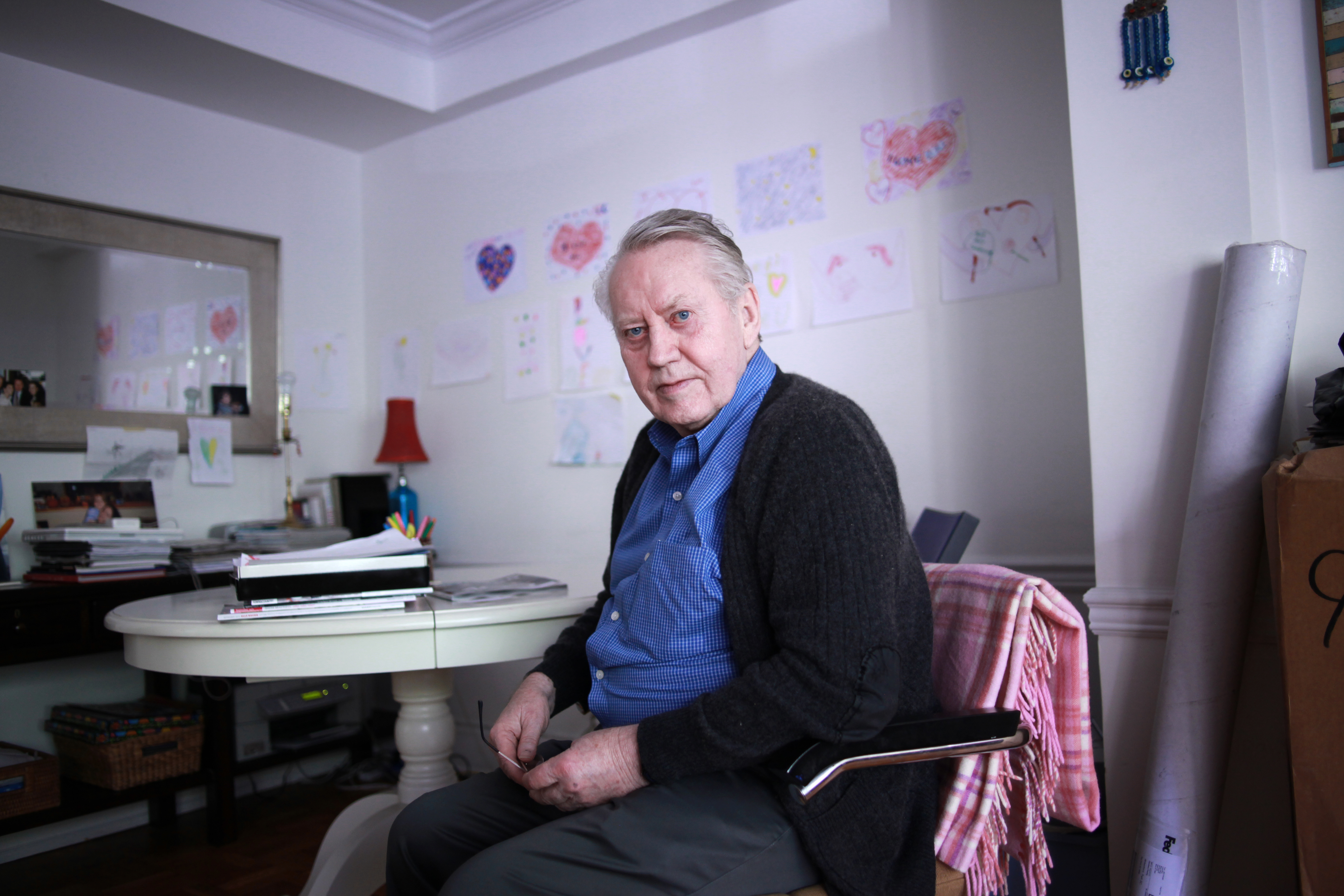 Chuck Feeney, Financial Times, September 23, 2012