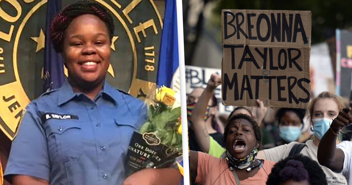 Grand Jury Recording Of Breonna Taylor Decision Will Be Made Public Tomorrow