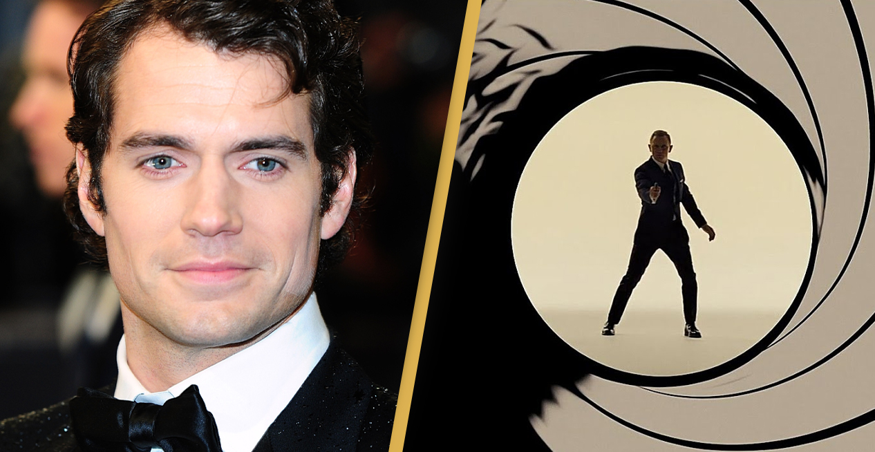 Henry Cavill Wants To Be The Next James Bond