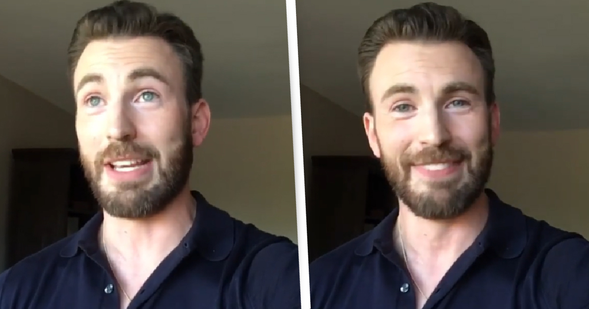 Chris Evans Thanks Fans For Support Over 'Embarrassing' D*ck Pic Leak