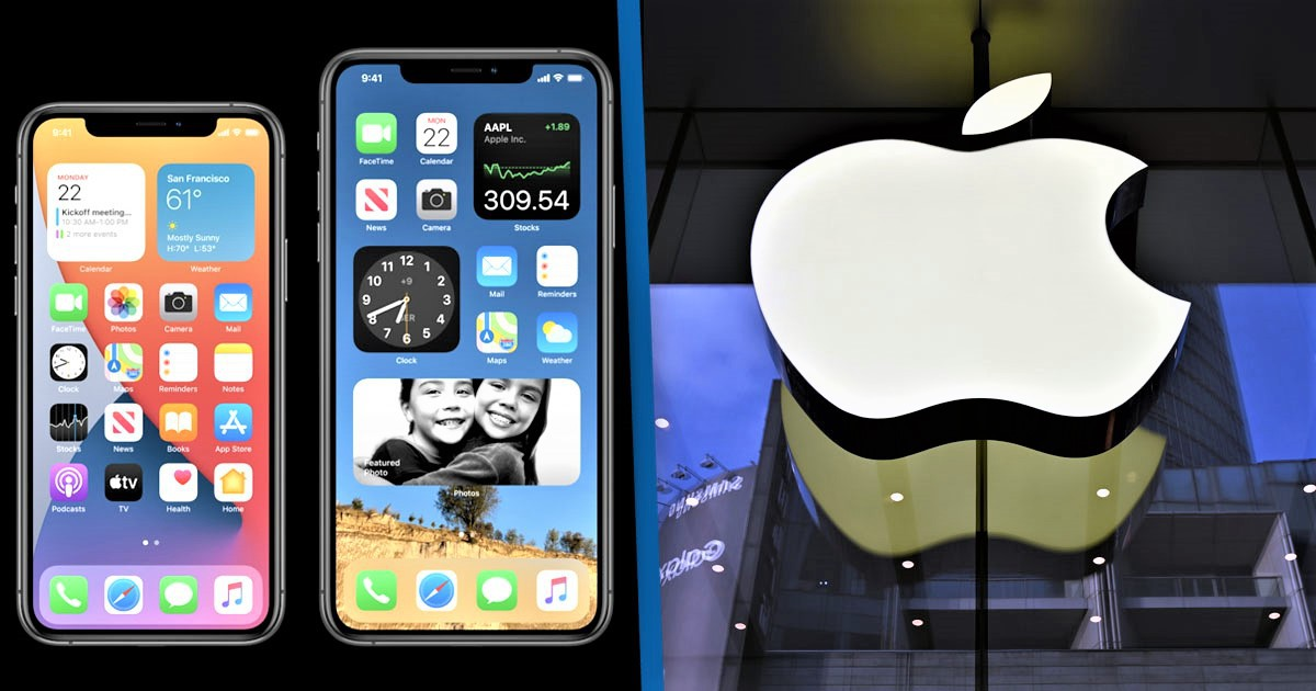 Apple's Huge New iOS 14 Update Comes Out Today
