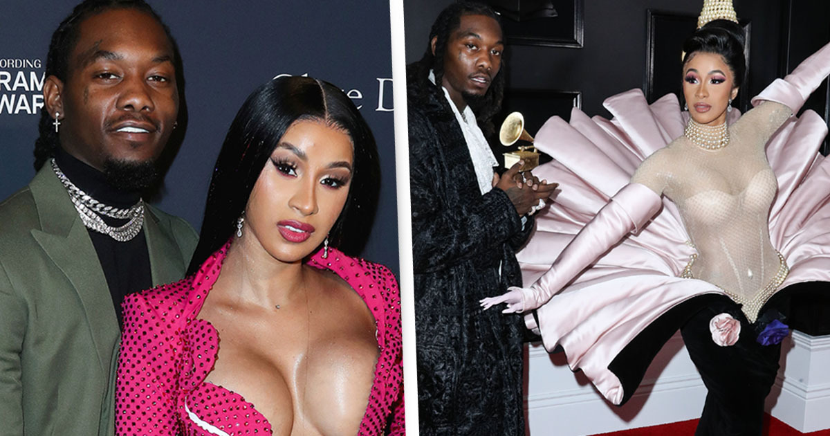 Cardi B Files For Divorce From Husband Offset
