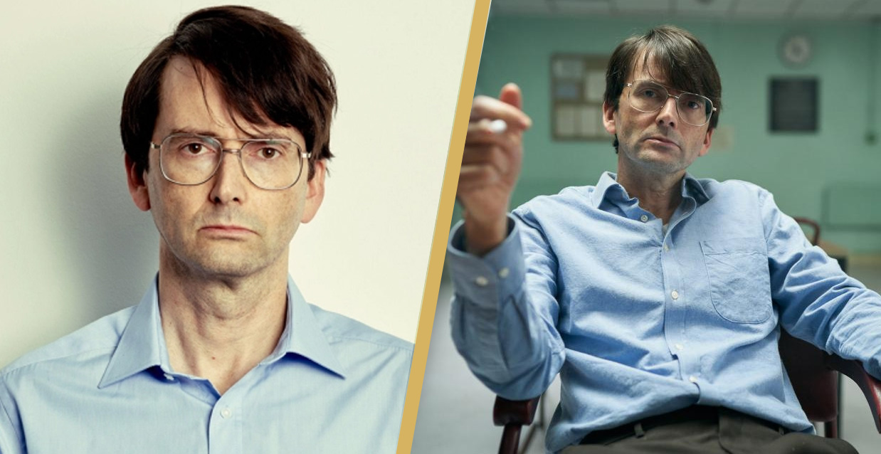 Fans Praise David Tennant's Creepy And Chilling Performance As Necrophiliac Serial Killer