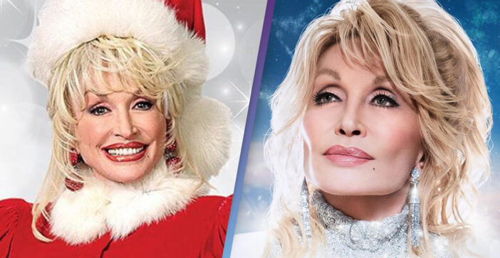 Netflix Announces Dolly Parton Christmas Film Coming In November